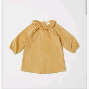 H&M baby girl corduroy dress